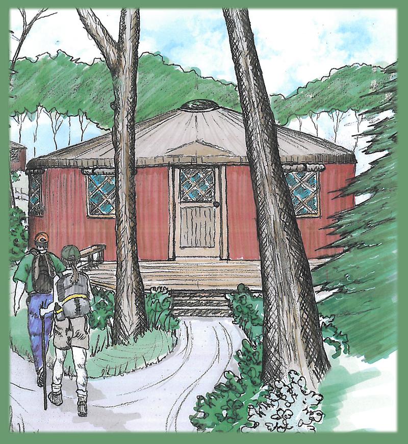 official SRL yurt